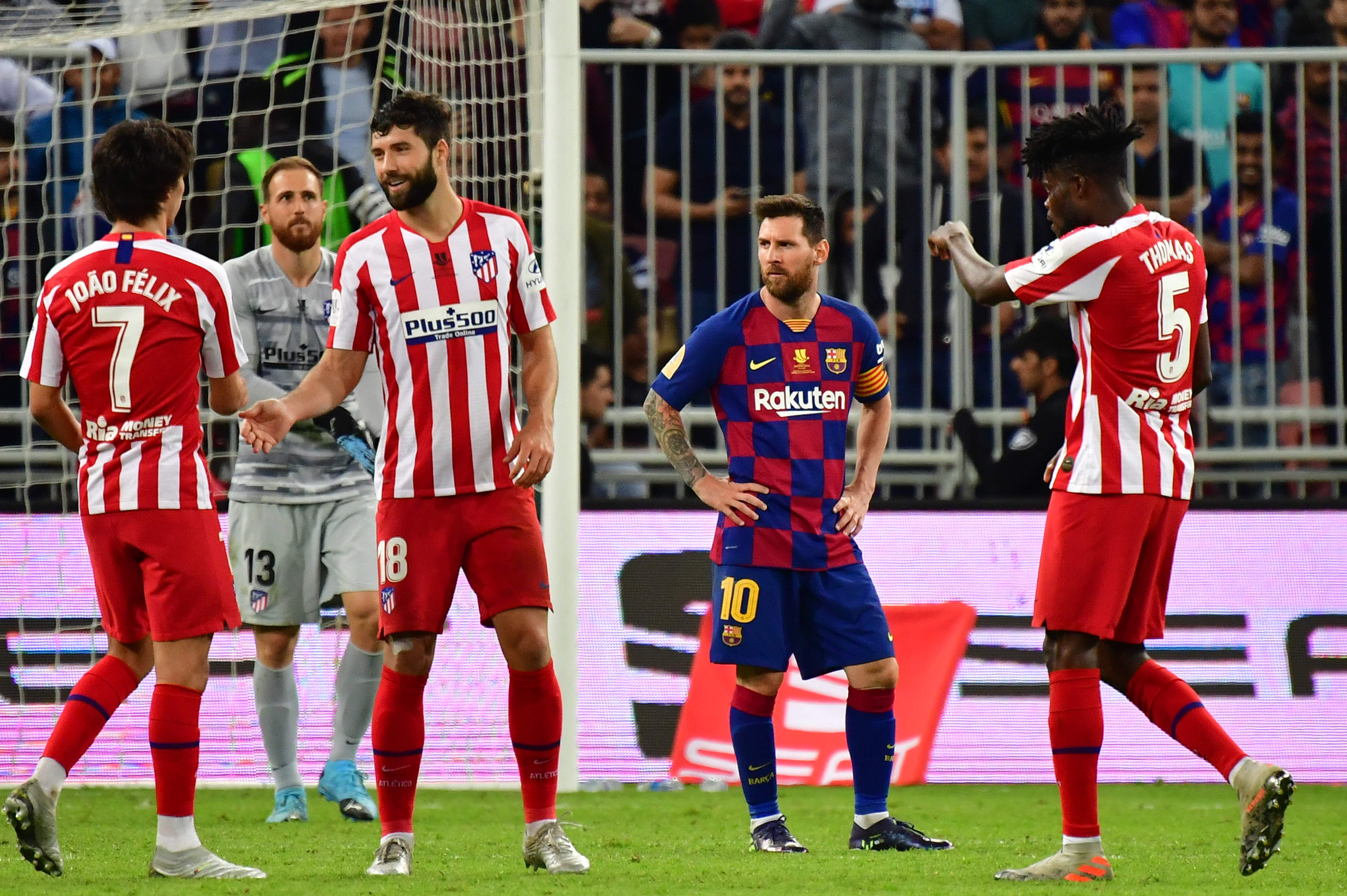 Atletico Madrid Stuns Barcelona In A Night Of Madness