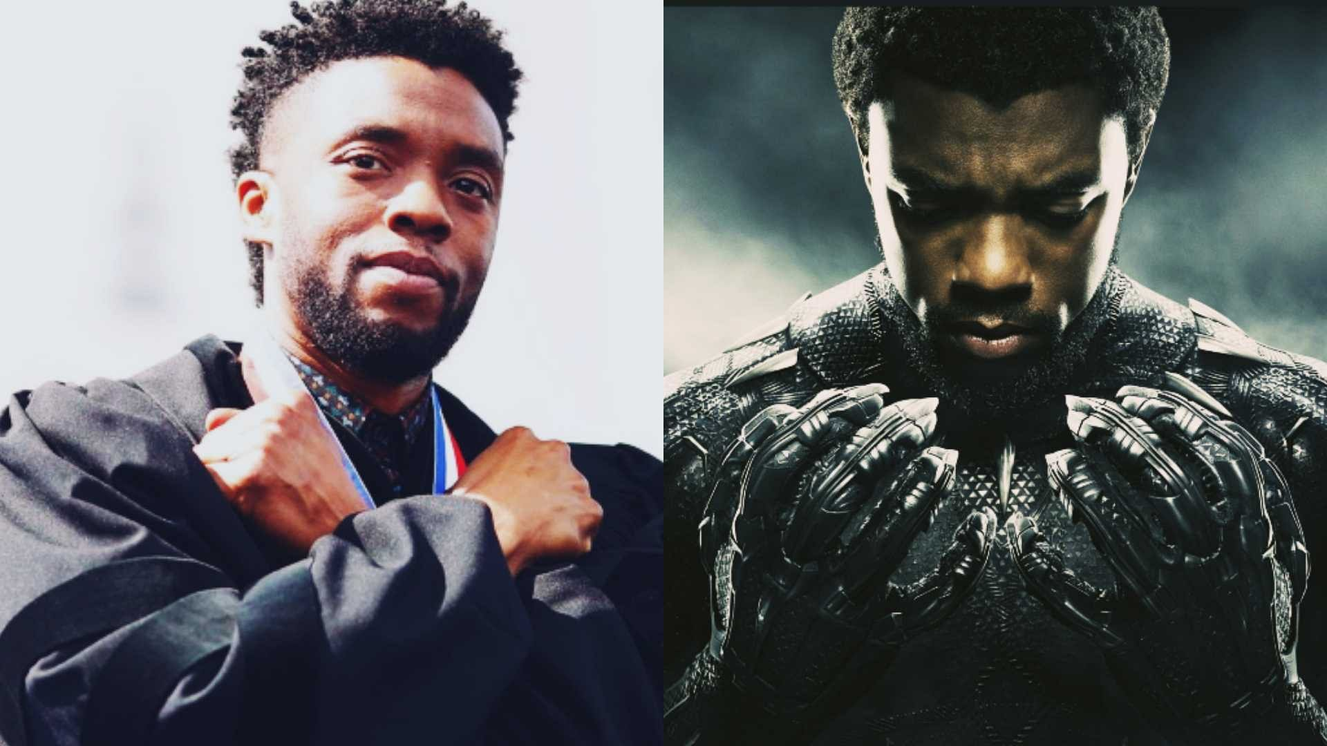 We Will Love You Forever Twitter Bids Adieu To Black Panther Star Chadwick Boseman
