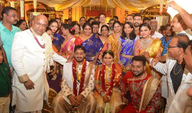 AP Minister Bhuma Akhila Priya Wedding Photos | AP Minister Bhuma