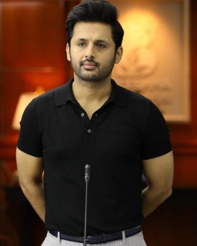 Nithiin Goes Back In A Aa House For Bheeshma Tollywood