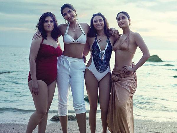 Swara Bhasker Masturbation Scene In Veere Di Wedding Talk Of Town