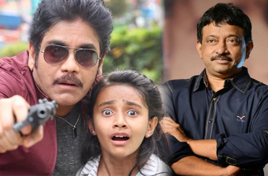 Ram Gopal Varma and Nagarjuna Officer declared a FLOP before its release!  No theater for Officer - tollywood