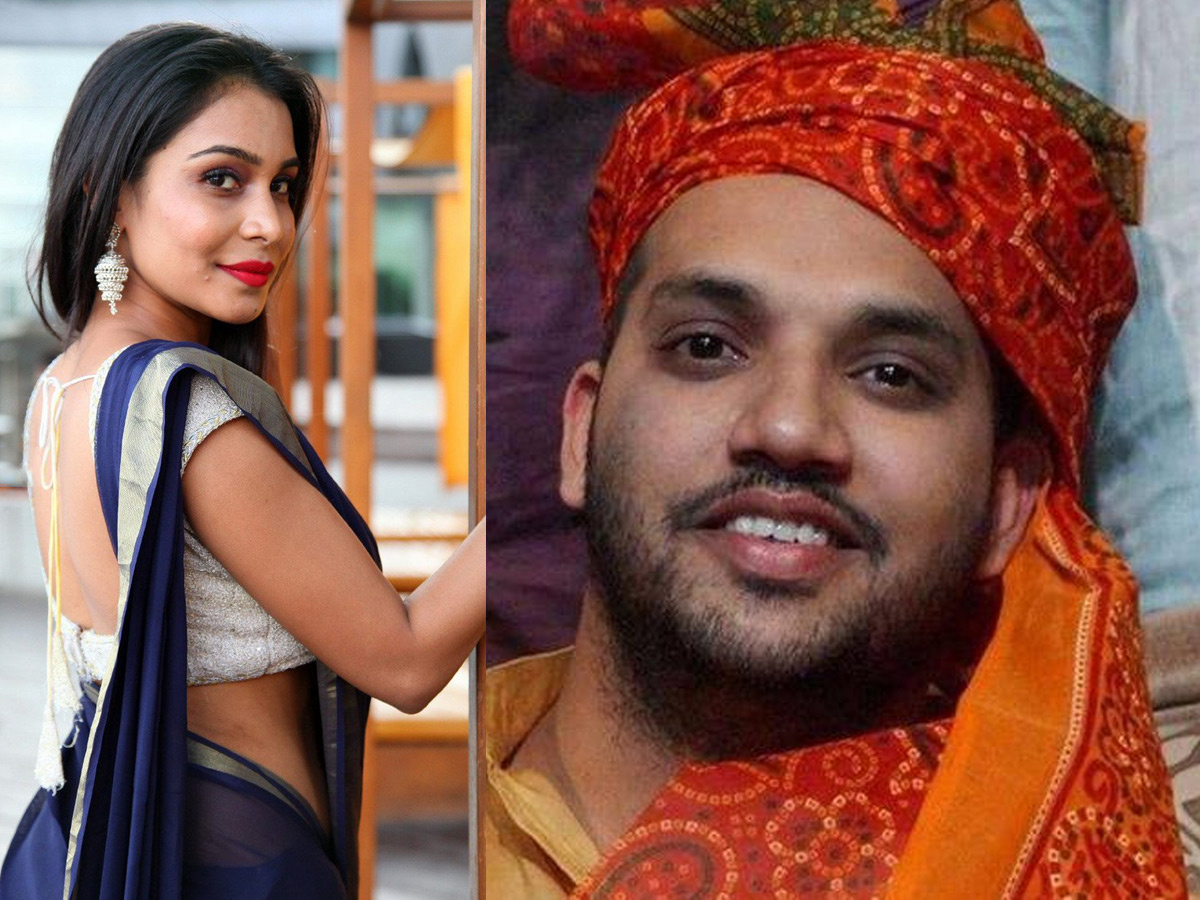 Image result for telugu bigg boss 2 contestant actress sanchana abuse by politician son