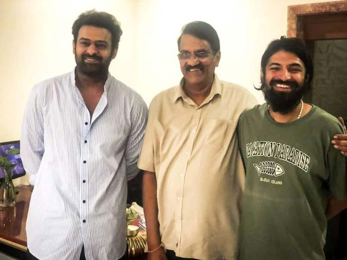 Nag Ashwin & Prabhas film postponed to 2021? - tollywood