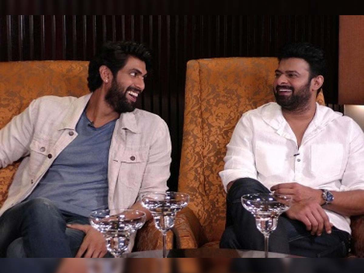 Wait for Official Word on Prabhas- Rana Daggubati Combo - tollywood