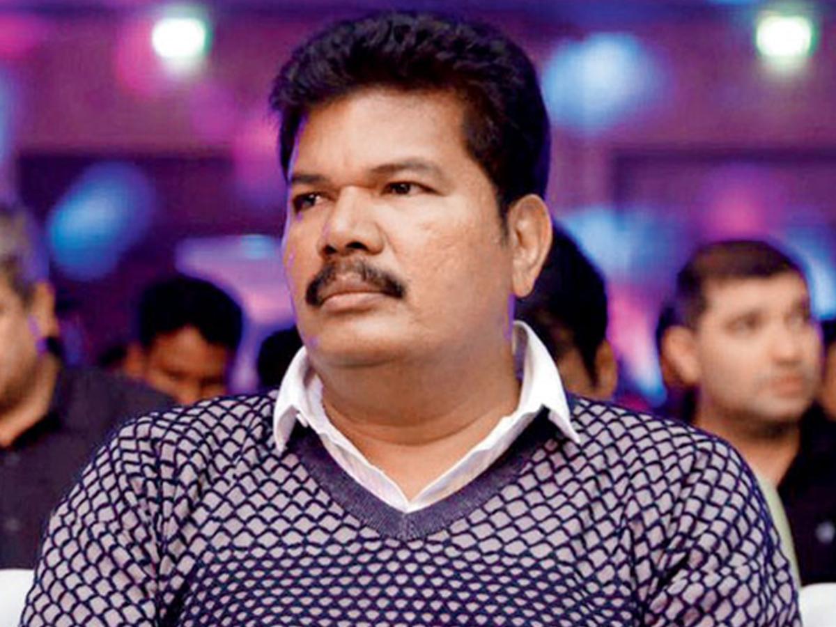Non-bailable warrant against director Shankar - tollywood