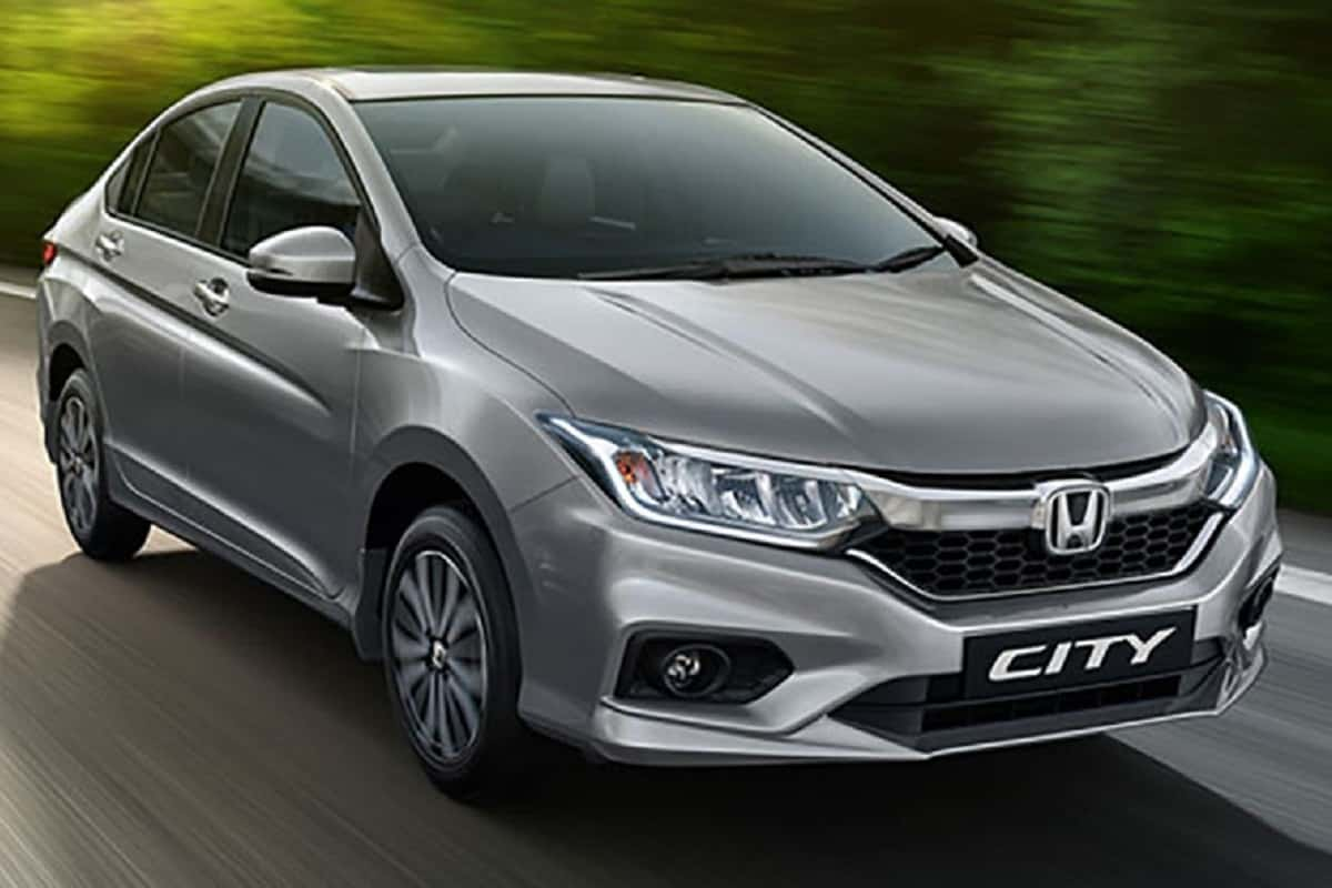 Image result for Honda city petrol sedan