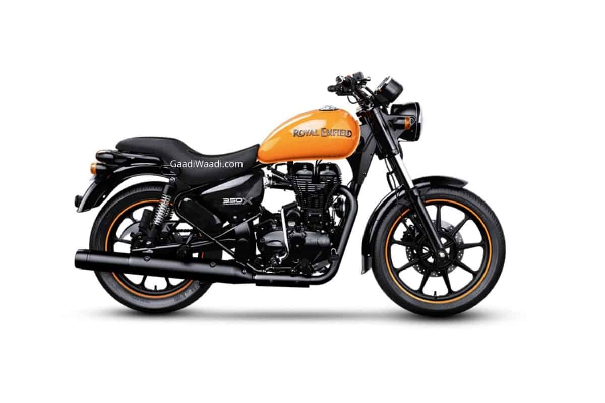 Bs6 Royal Enfield Thunderbird 350x Launch Colour Details Revealed