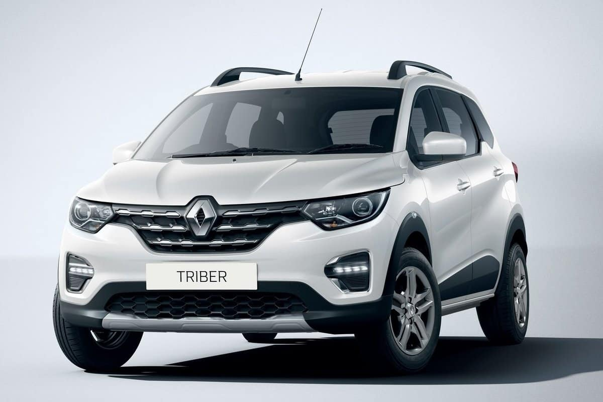2 New Renault Triber Variants Turbo Petrol And Amt Coming Soon