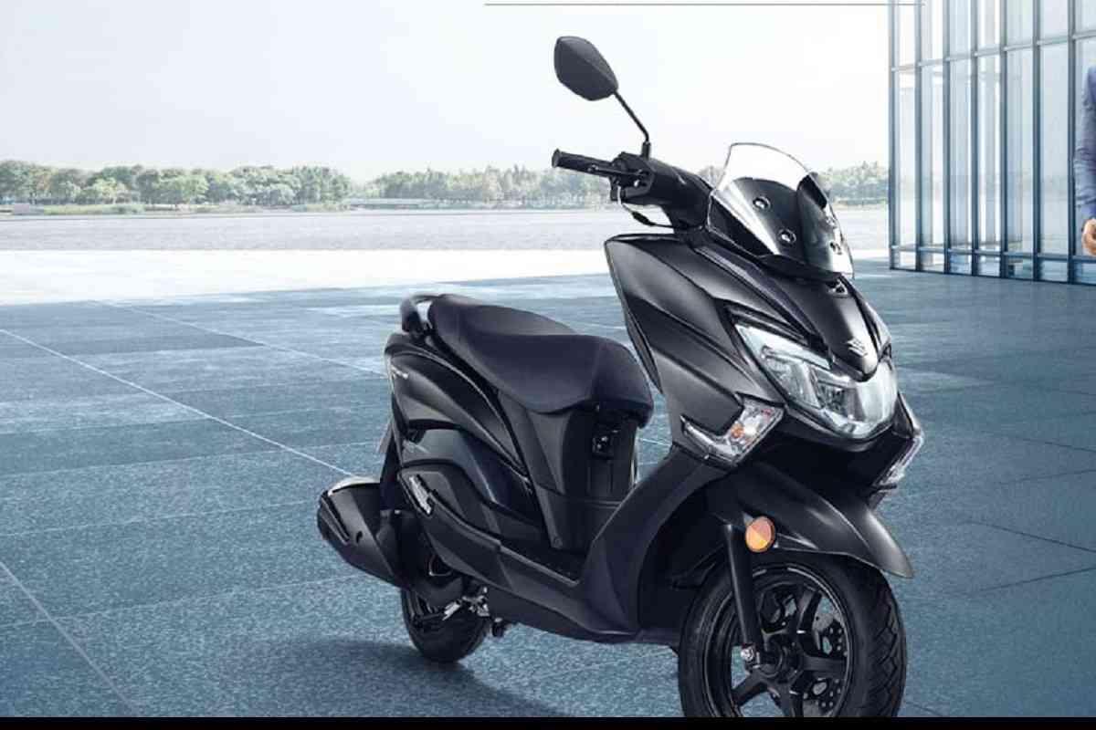 Suzuki Burgman 150cc Scooter Coming In February 2020 Report