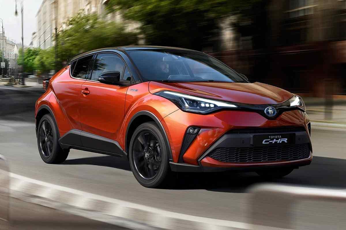Toyota C-HR 2020 UAE