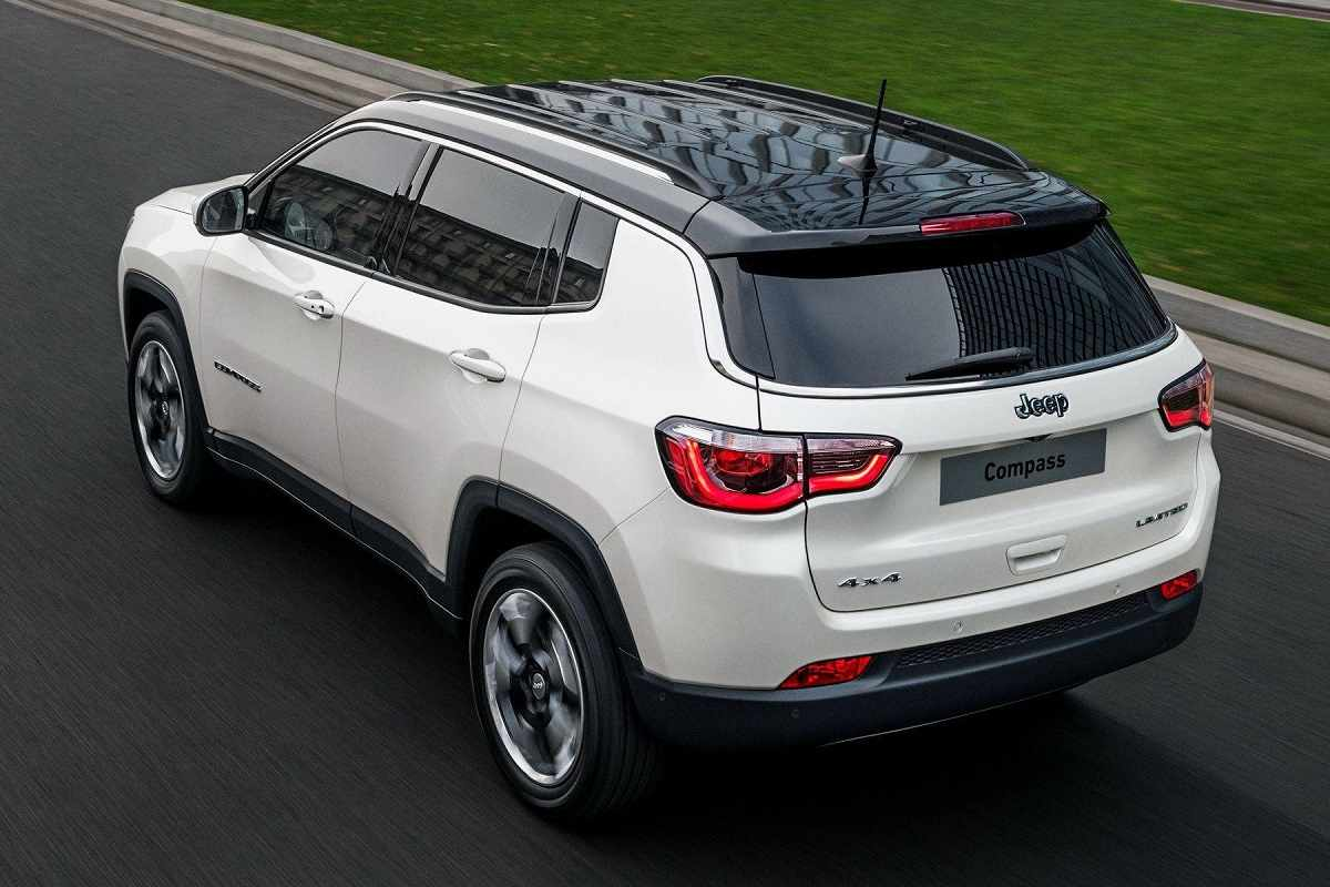 2020 Jeep Compass Exterior Interior Revealed In New Spy Images