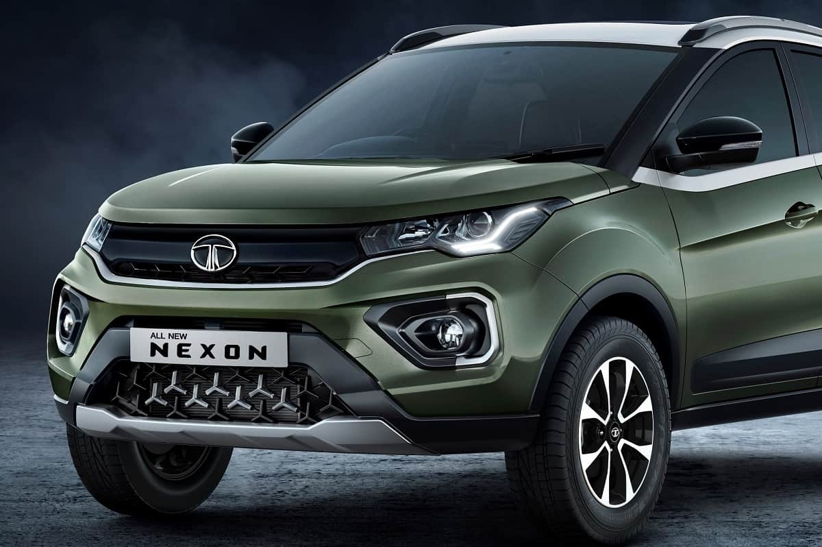 Image result for tata nexon facelift