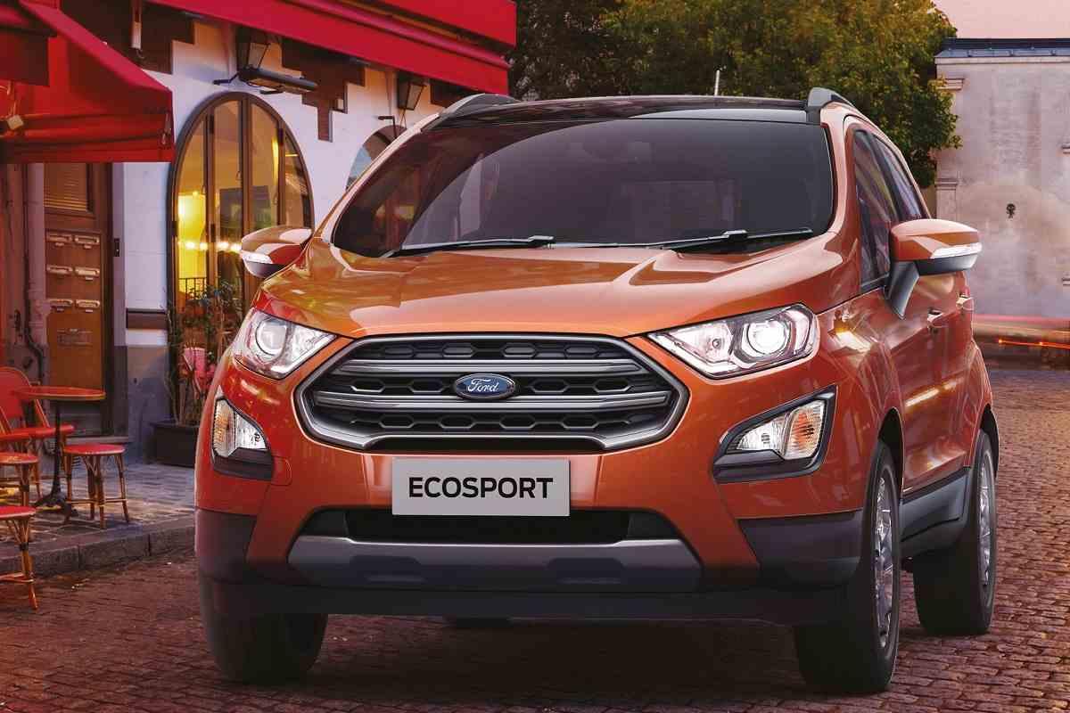 2020 Ford Ecosport Rumors