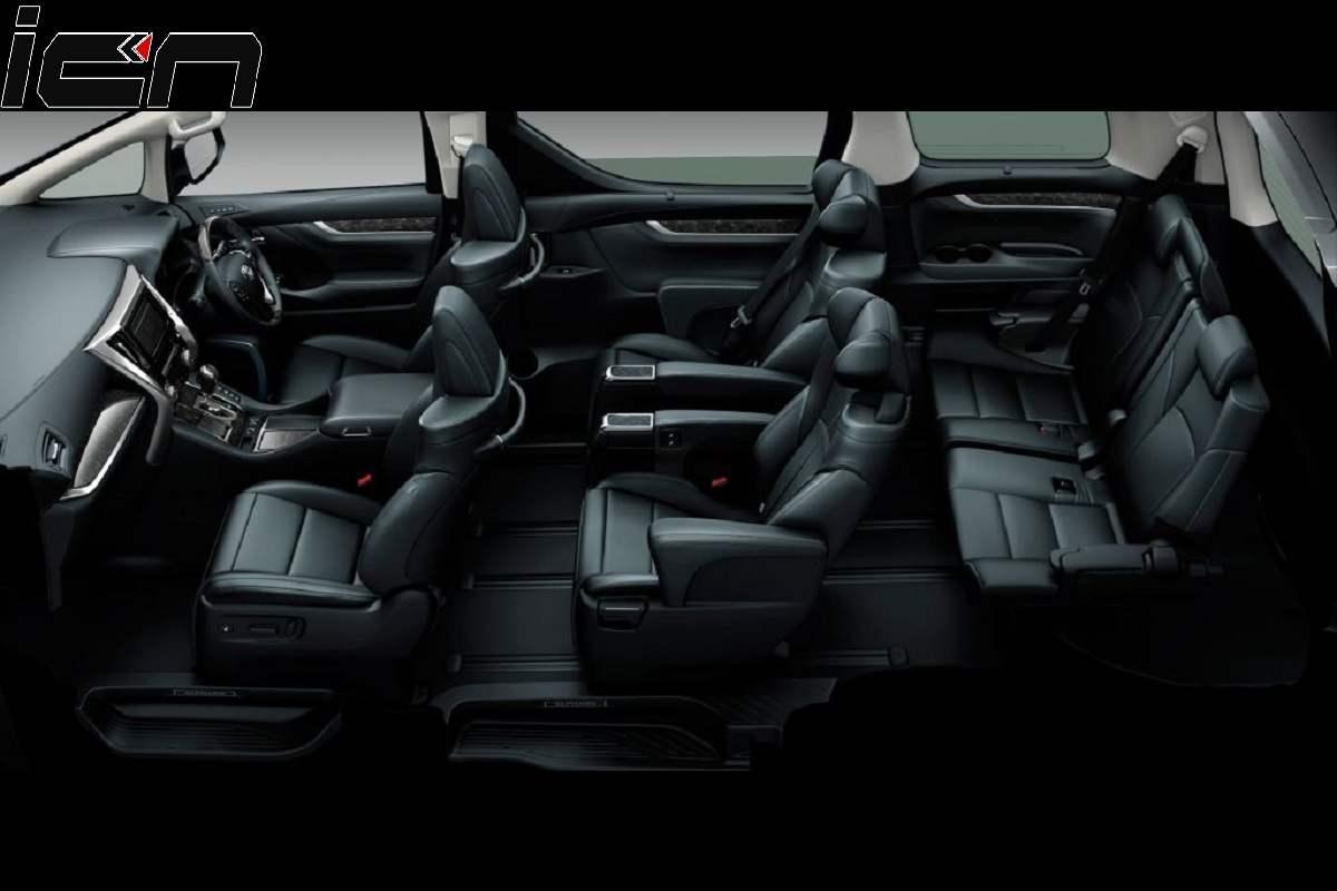 Toyota Vellfire 6 Seater Premium Mpv Launching On February 26 2020