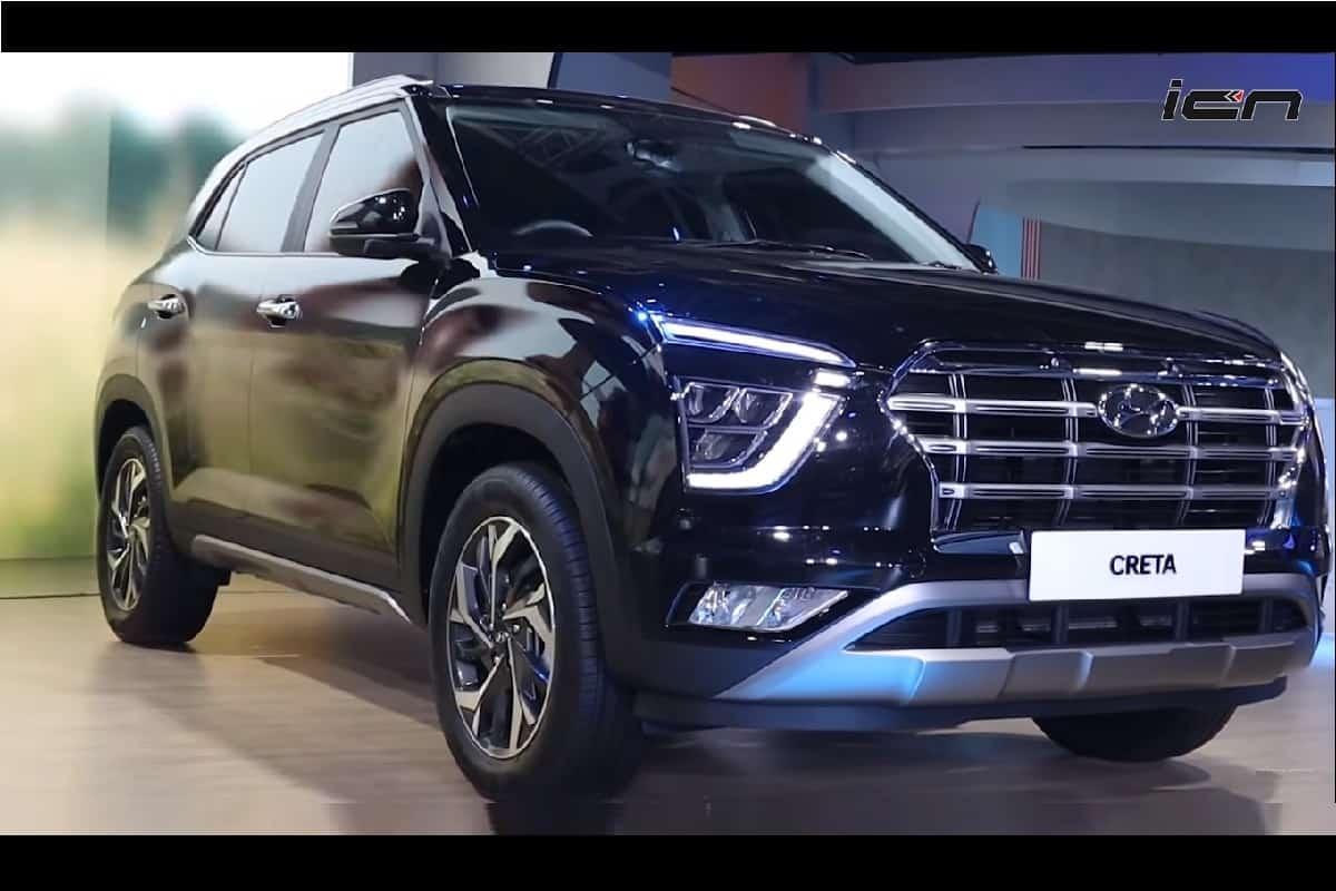 2020 Hyundai Creta Interior Spy Pics Reveal Interesting Details