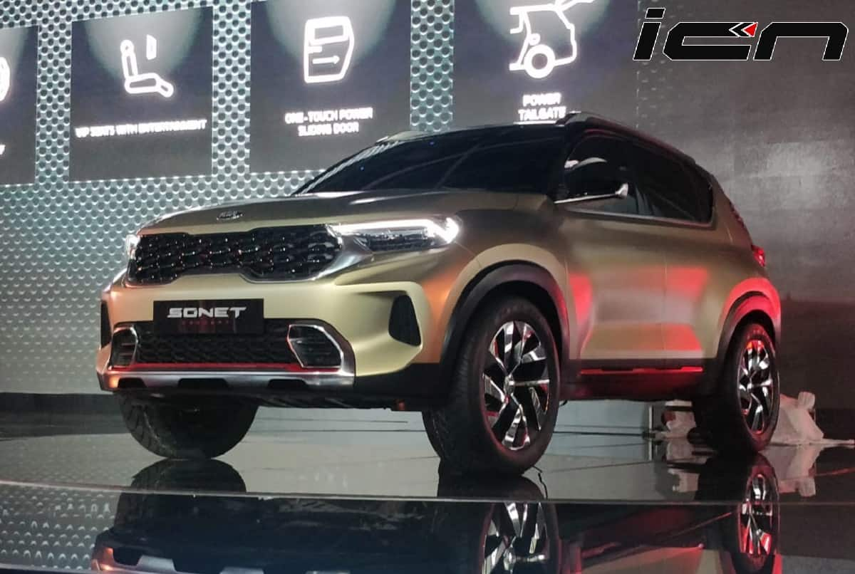 Kia Sonet Specs Key Features And Launch Timeline