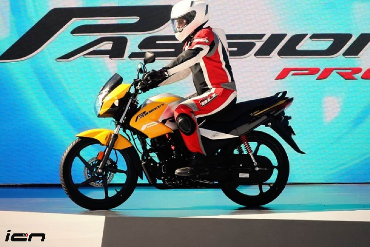 2020 Hero Passion Pro Bs6 Launched Key Features