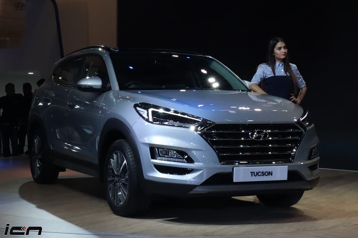2020 Hyundai Tucson Booking, Variant Details Revealed