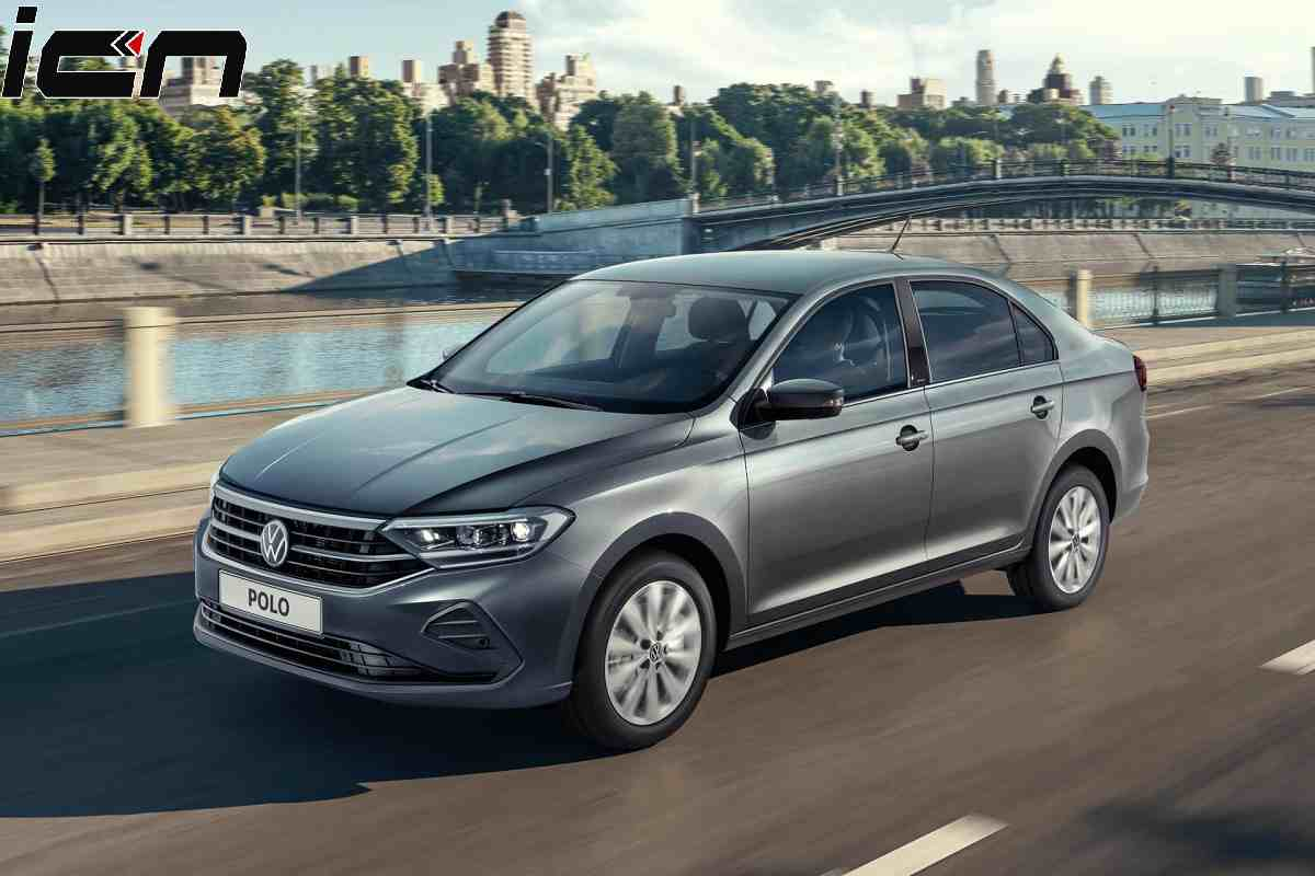 New Volkswagen Polo Sedan Unveiled In Russia