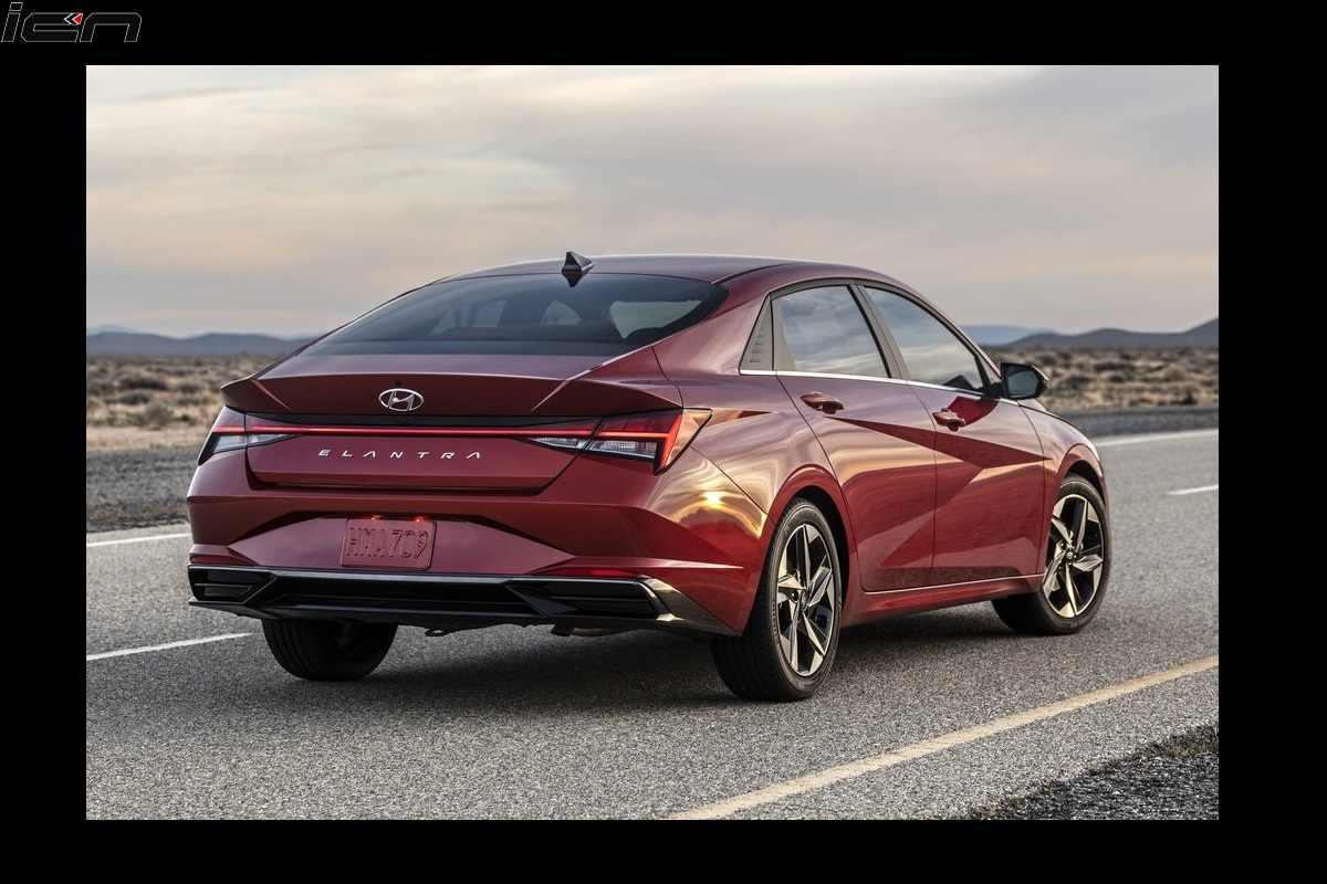 Release Date and Concept Hyundai Elantra 2021 India