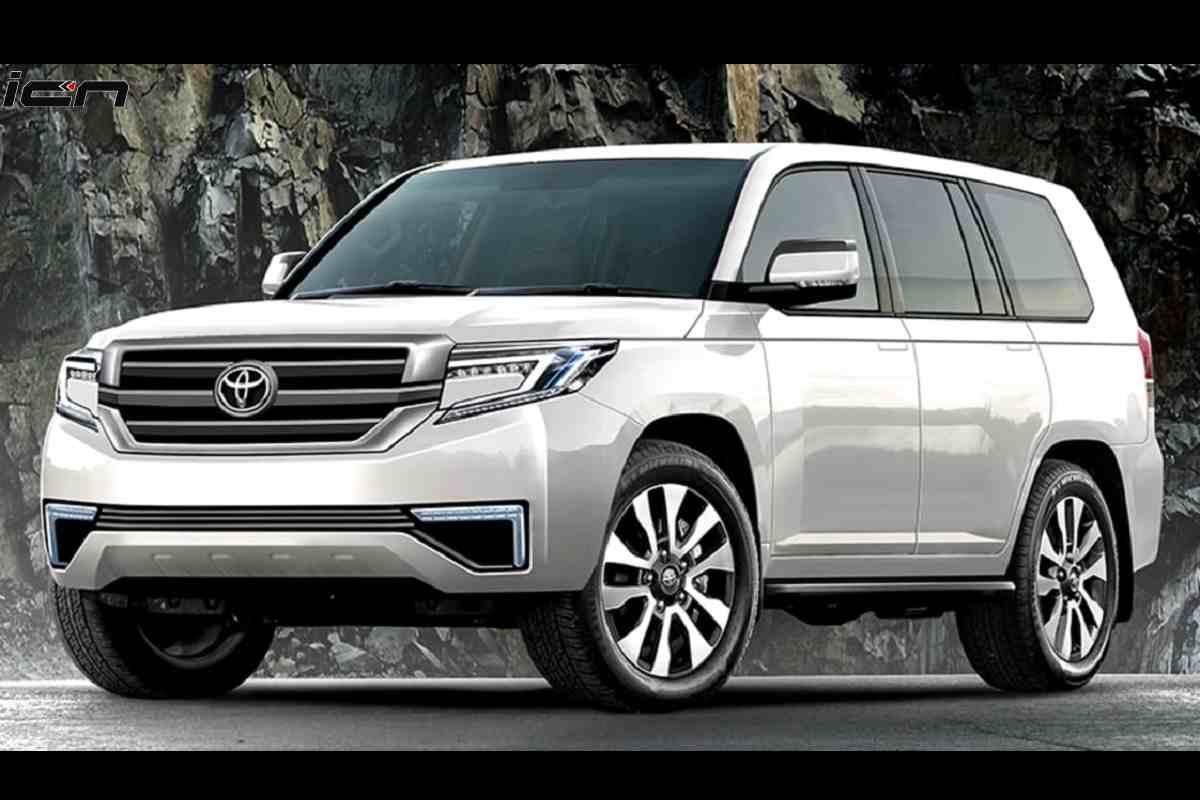 2021 Toyota Land Cruiser Diesel Photos