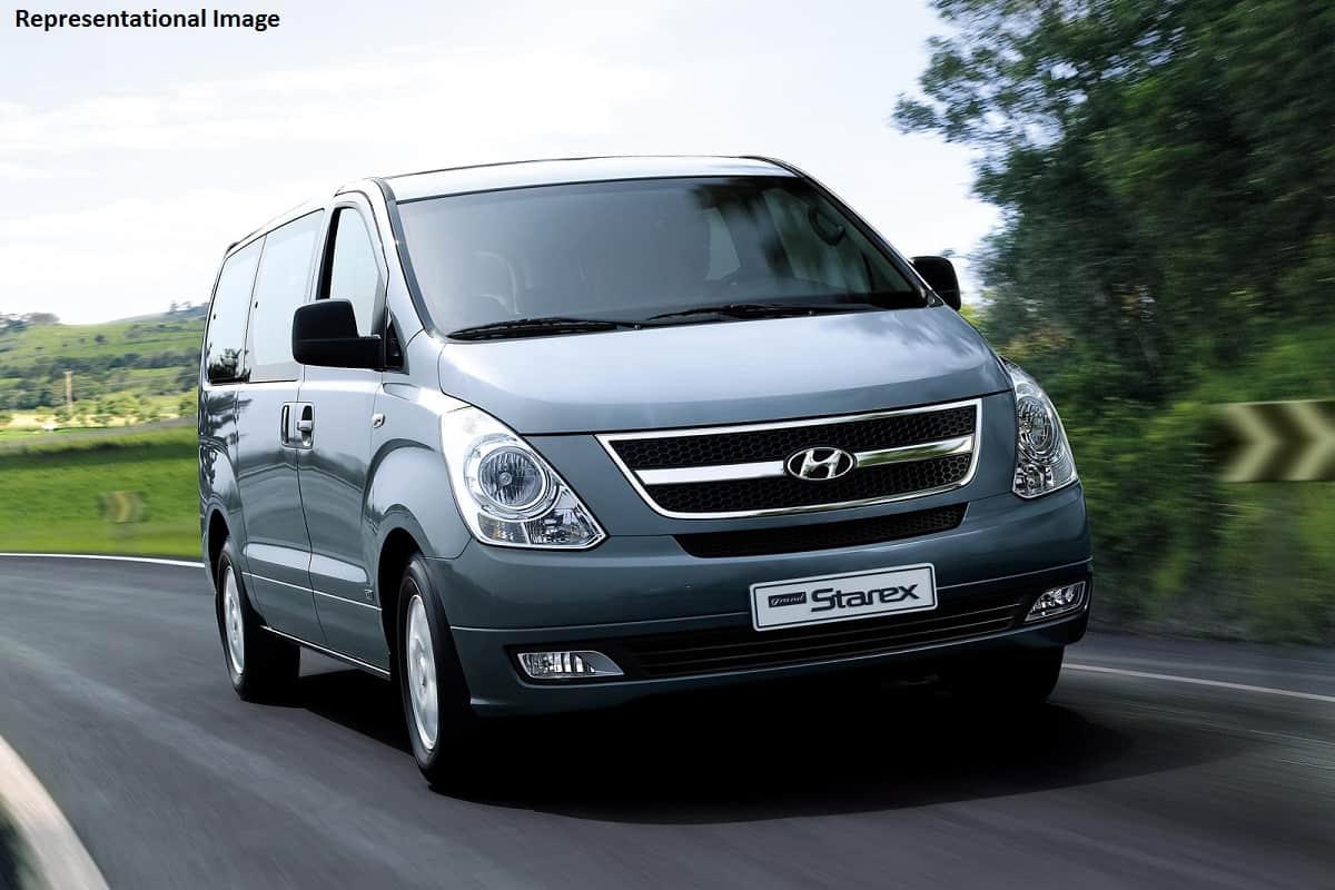 2021 Hyundai Starex History