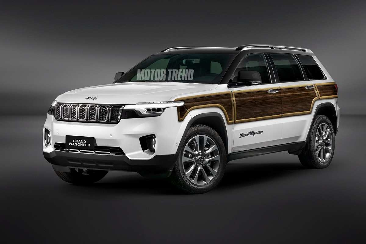 4 New Jeep 7 Seater Suvs In The Works Launch By 2021