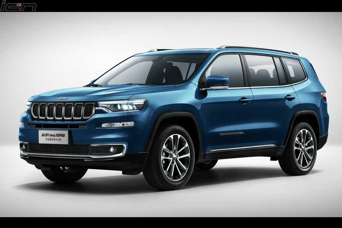 7 Seater Jeep Suv Fortuner Rival New Launch Details Revealed