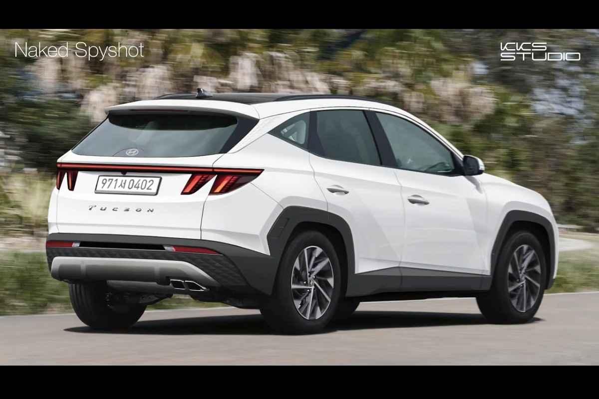 2021 Hyundai Tucson Picture