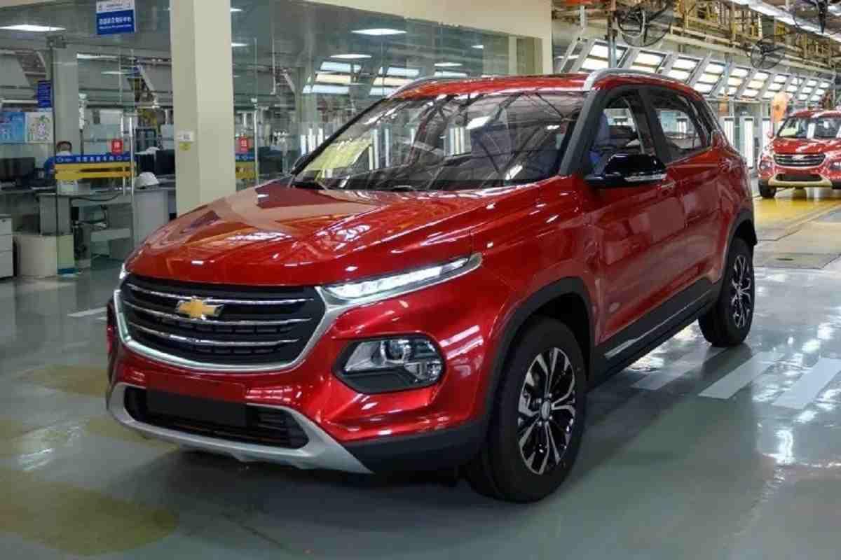 Chevrolet Groove Suv Based On Baojun 510 Hyundai Creta Rival