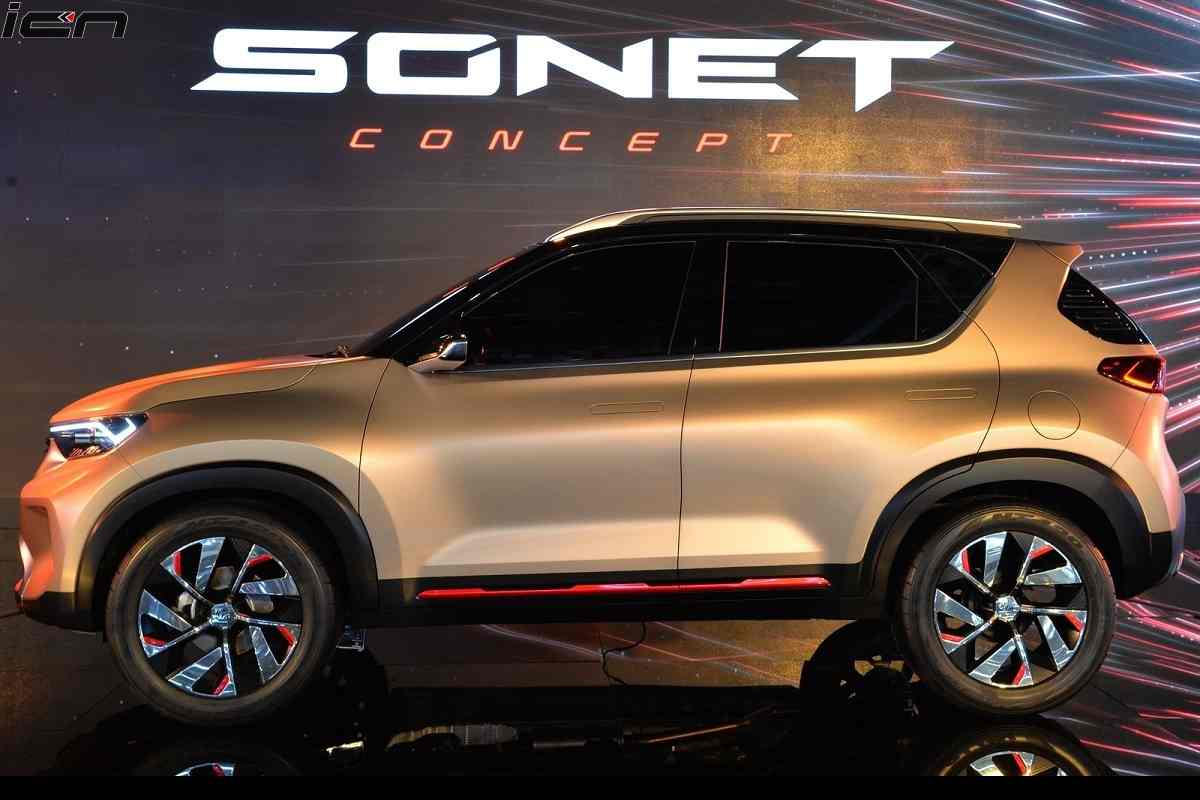 Kia Sonet Compact Suv To Launch In August October Period