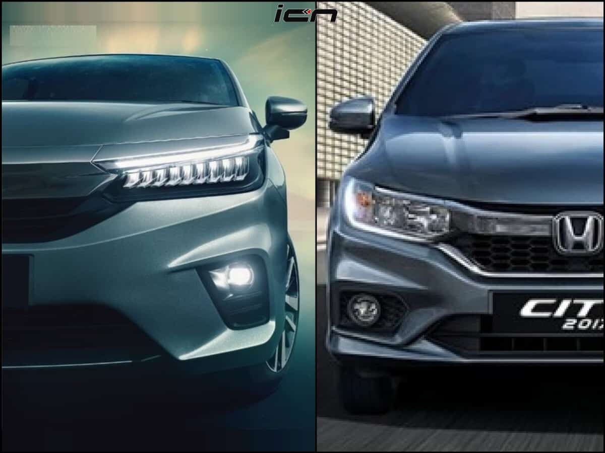 2020 Honda City Vs Old City Major Differences