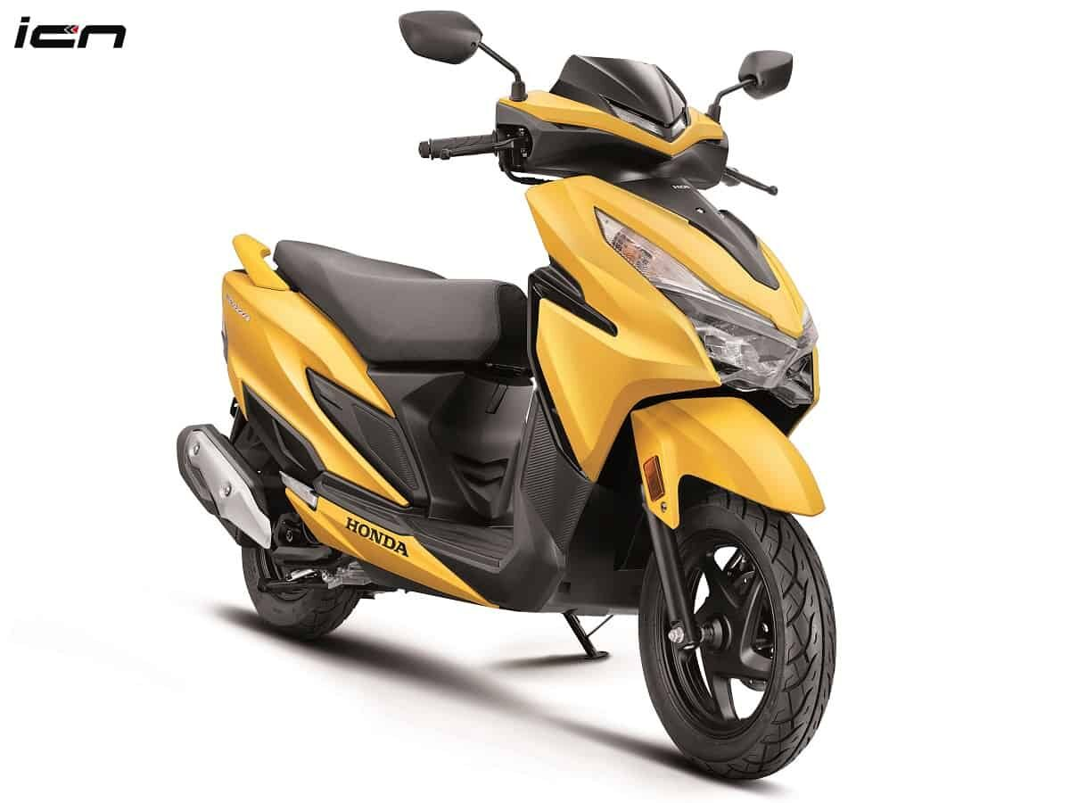 2020 Honda Grazia Bs6 Launched More Features Better Mileage