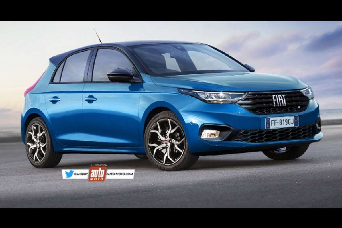 2021 Fiat Punto Research New