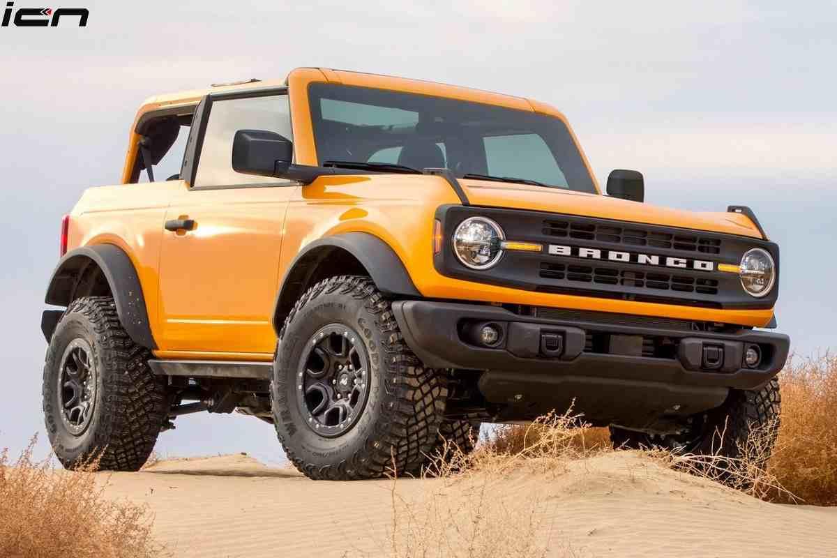 2021 Ford Bronco 4 Door 2 Door Unveiled Pictures Specs