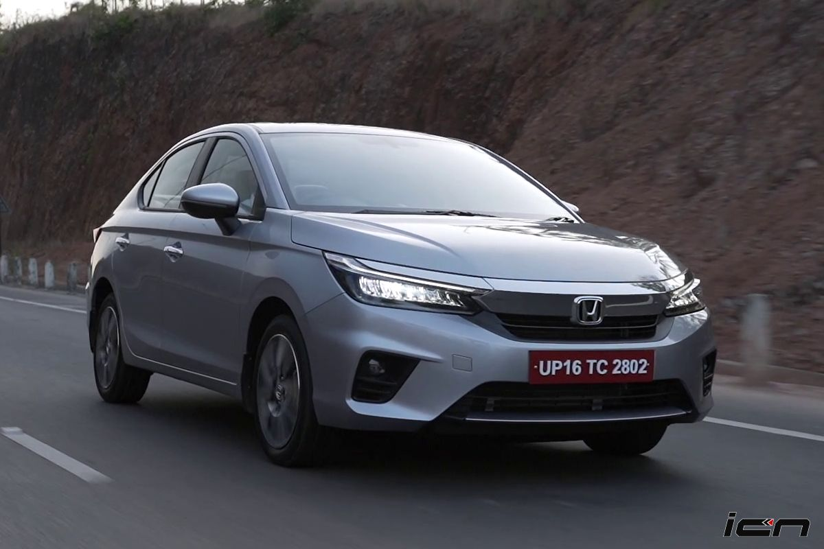 2020 Honda City Launched With Several Segment First Features