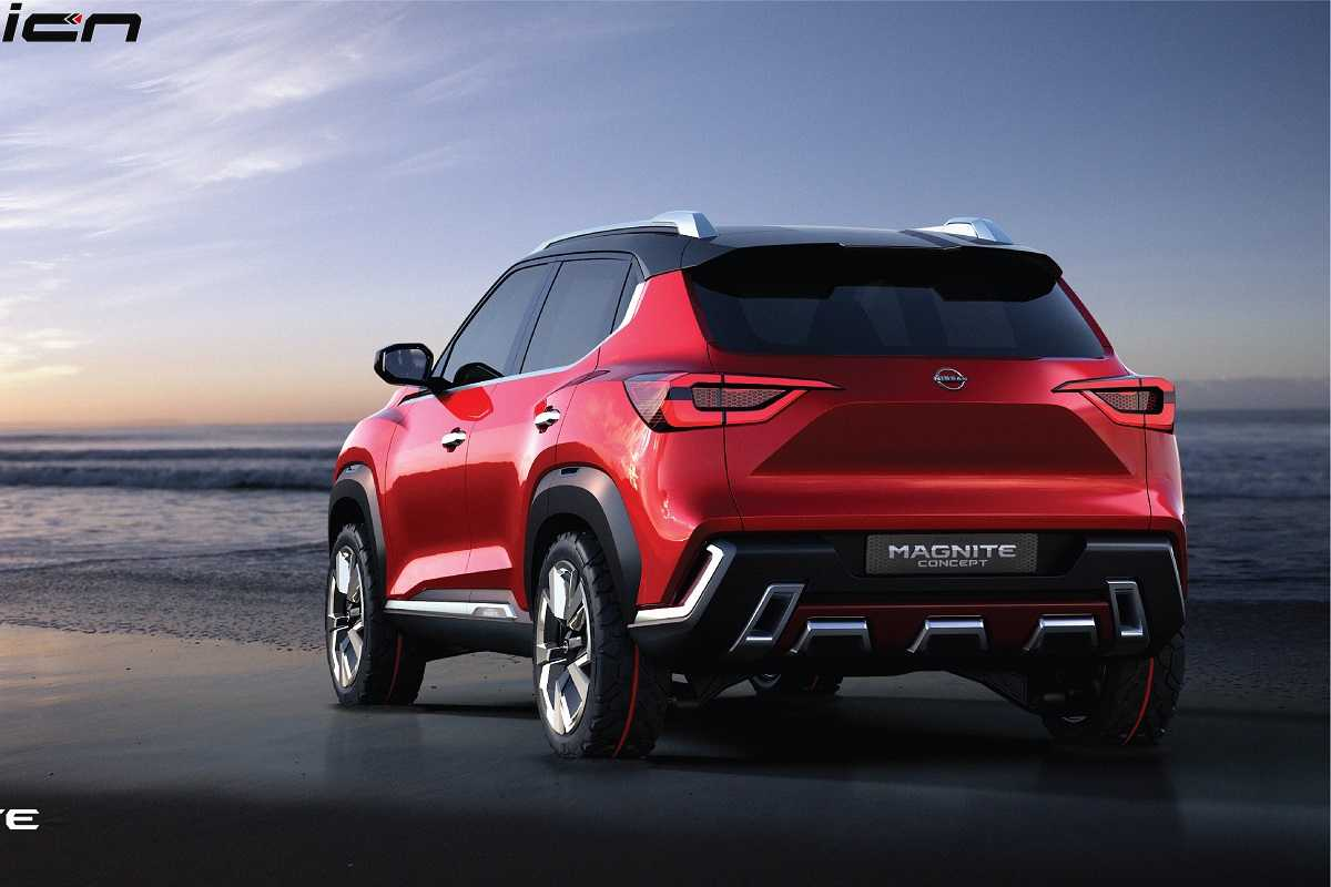 Concept Nissan Concept 2021 Suv