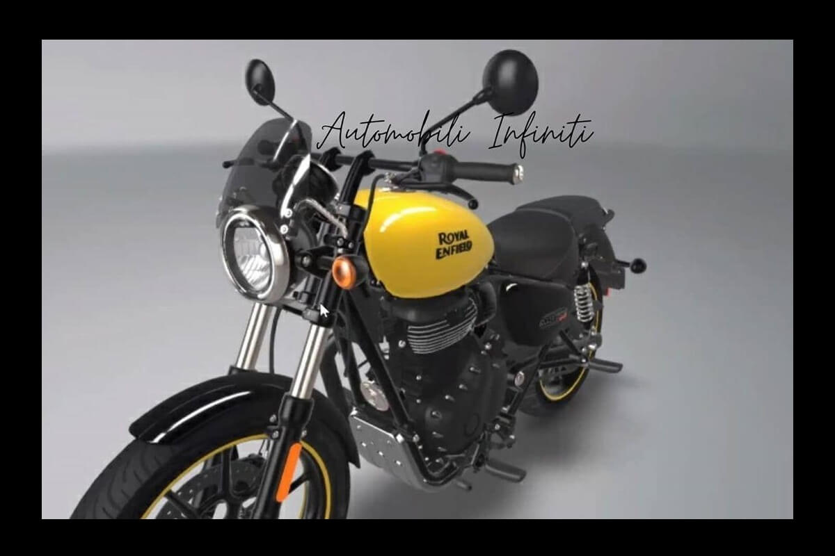 Royal Enfield Meteor 350 Variants And Colours Leaked