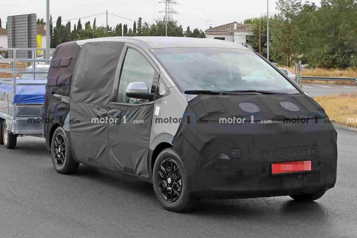 2021 Hyundai Starex Performance