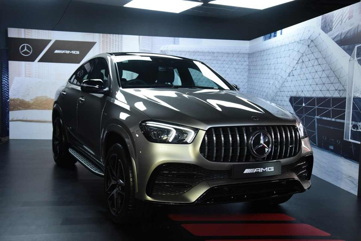 Mercedes Amg Gle 53 Coupe Launched Price In India Is Rs 1 2 Crore