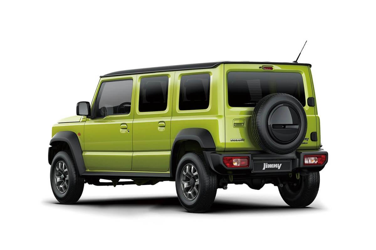 Kelebihan Toyota Jimny Harga
