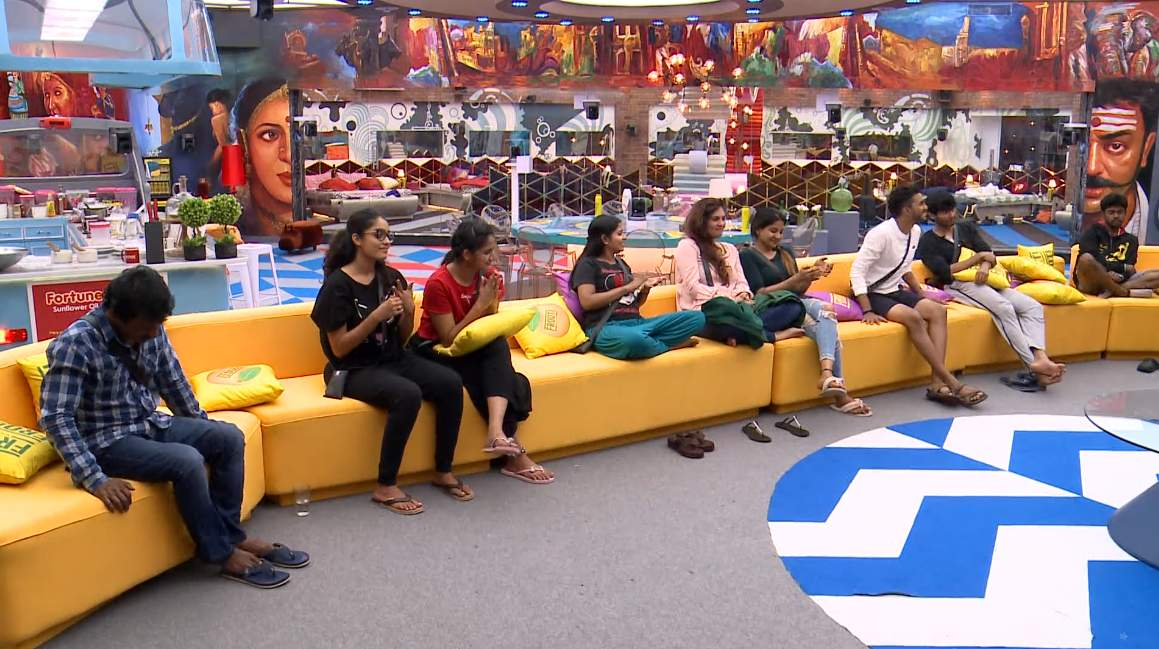 Bigg Boss Tamil 3: Saravanan's eviction fills the house with