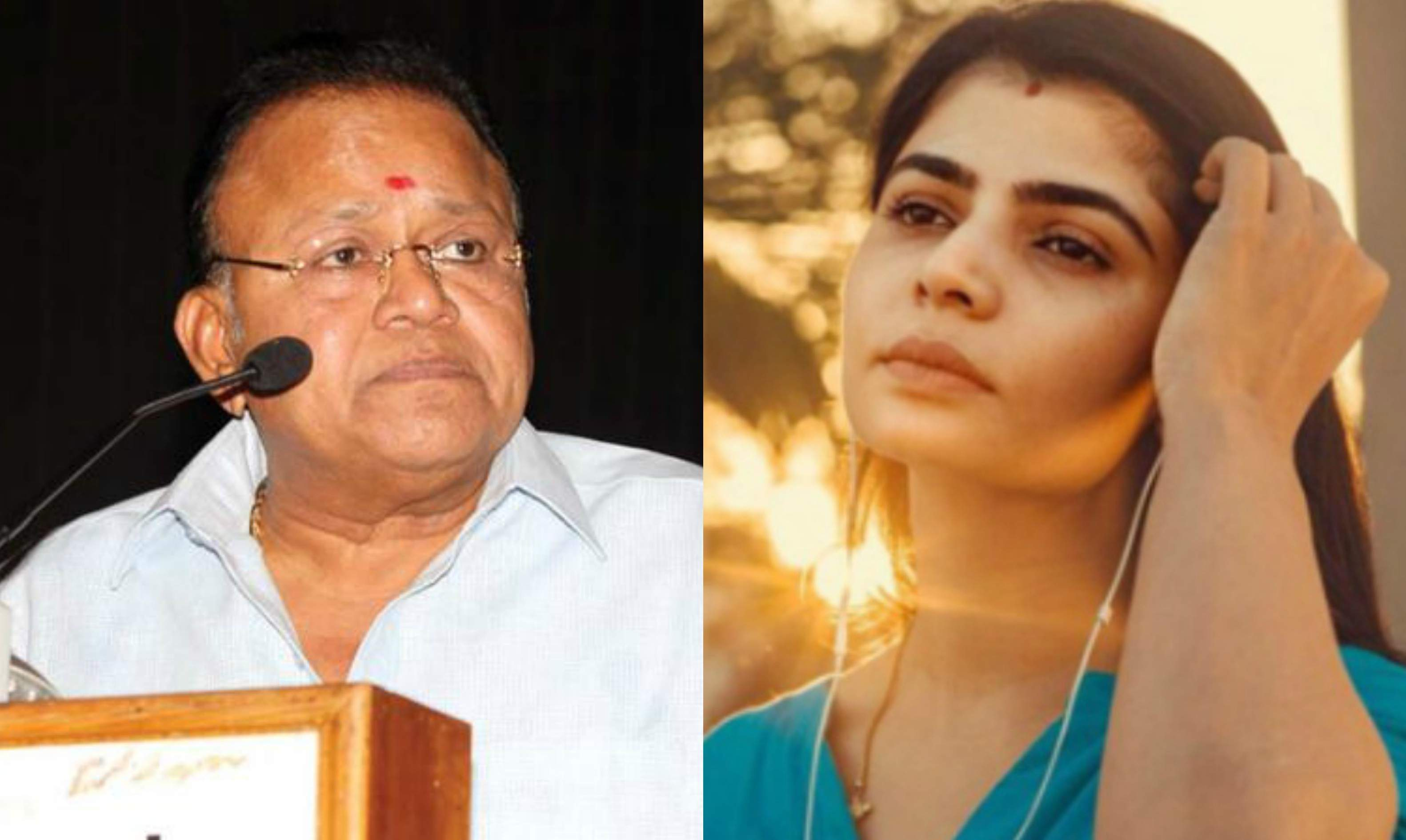 Chinmayi To Face Off Against Radha Ravi In Dubbing Union Elections