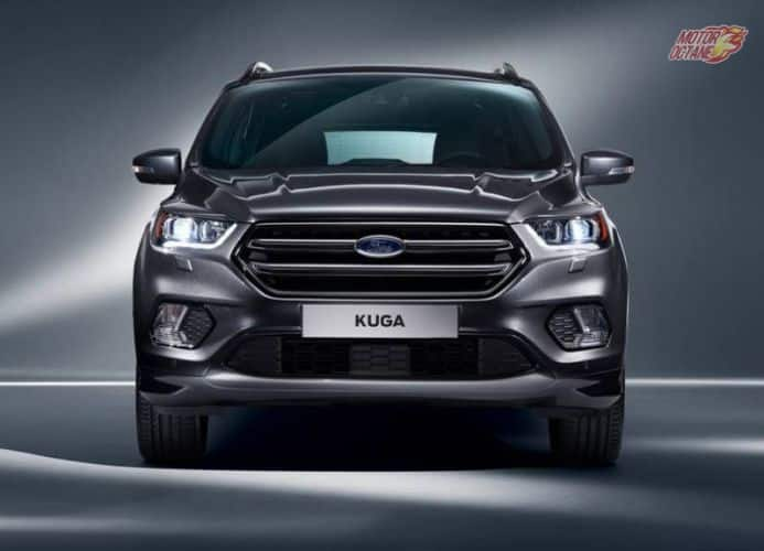 Ford Kuga To Come In Late 2019