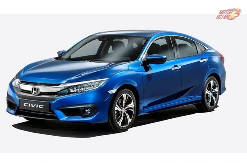 2020 Honda Civic New Colour