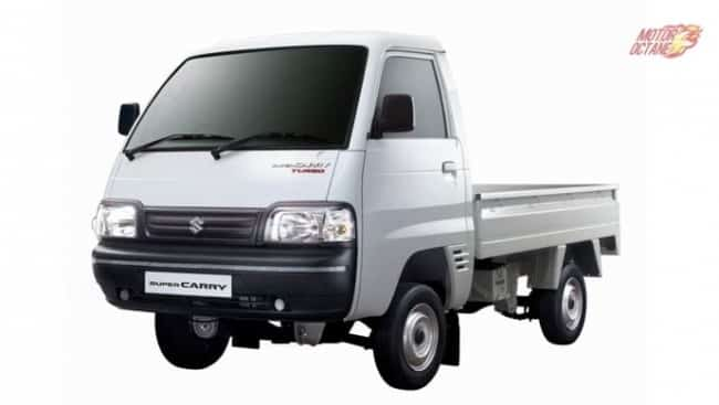 Maruti Will Launch Super Carry Lcv This Year