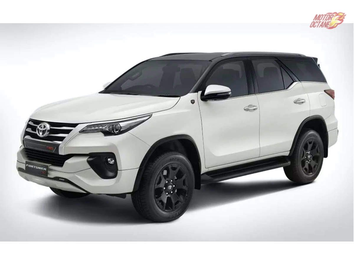 Toyota Fortuner Top 5 Offroad Features