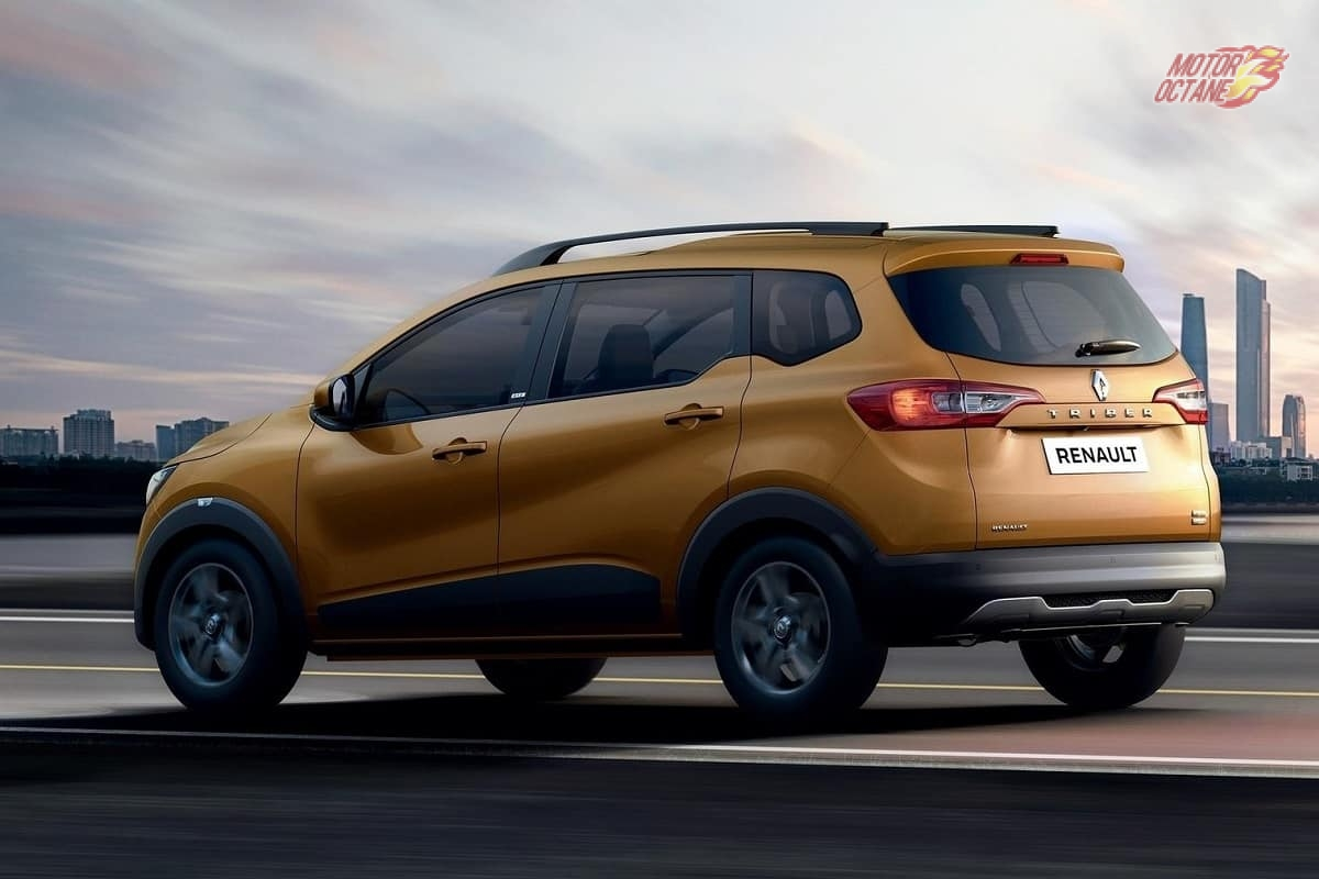 Renault Triber Amt Launch Date Announced