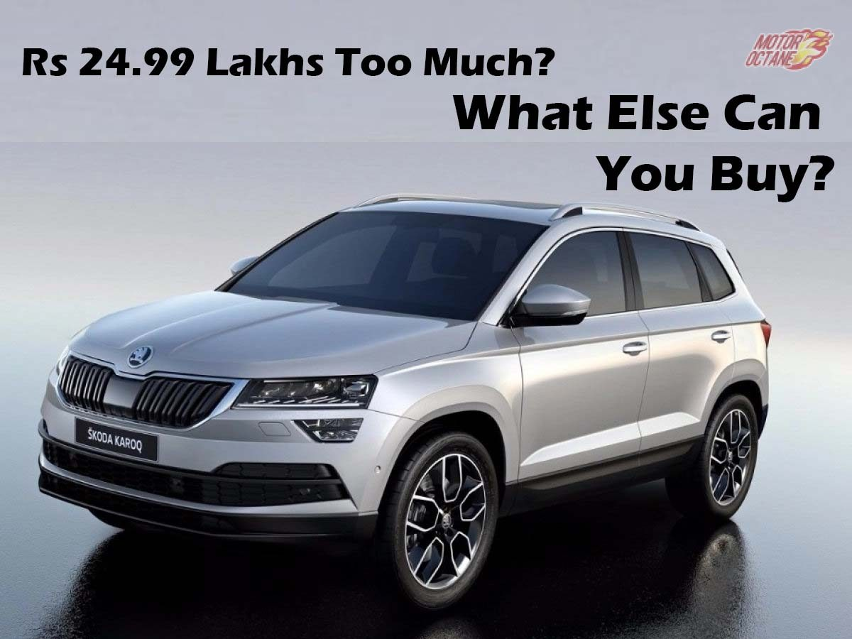 Is There A Smart Alternative To Skoda Karoq